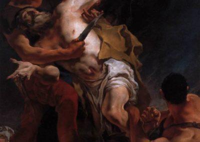 Le martyr de Saint Barthélémy, Venise, San Stae