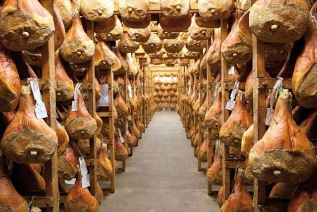 Jambon cru Salumificio Fontanta, Prosciutto Veneto Berico Euganeo DOP