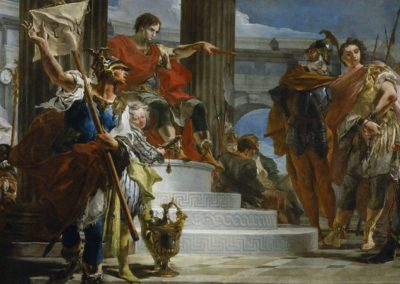 Scipion l'Africain libérant Massiva, Walters Art Museum, Baltimore