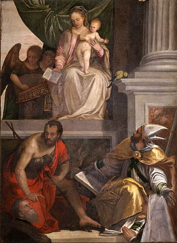 Bevilacqua-Lazise Altarpiece