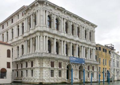 Cà Pesaro, Baldassarre Longhena, Venice