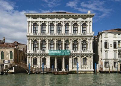 Cà Rezzonico, Baldassarre Longhena, Venice