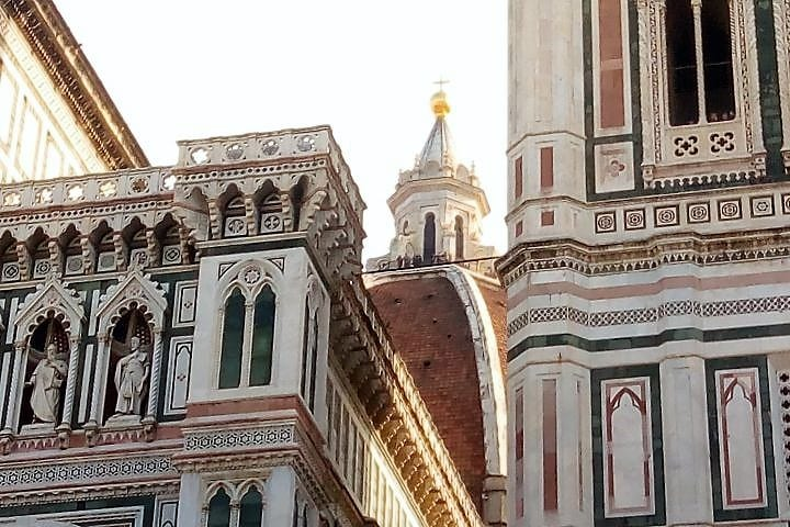 Piazza del Duomo Florence, full day private walking tour with professional local guide