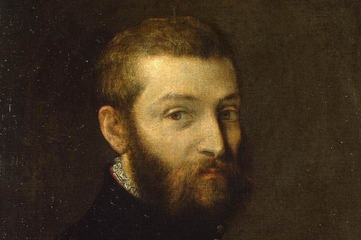 Portrait Paolo Veronese, Hermitage Museum, Saint Petersburg