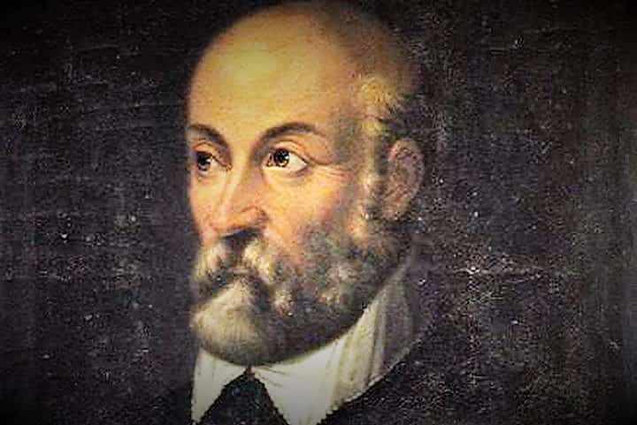 Portrait of Andrea Palladio
