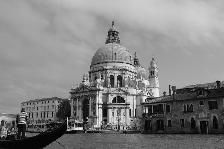 Santa Maria della Salute, Baldassarre Longhena, Venice