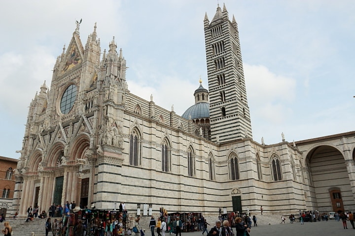 Siena Duomo, day excursion with professional driver from Florence