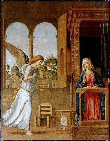 The Annunciation (1495)