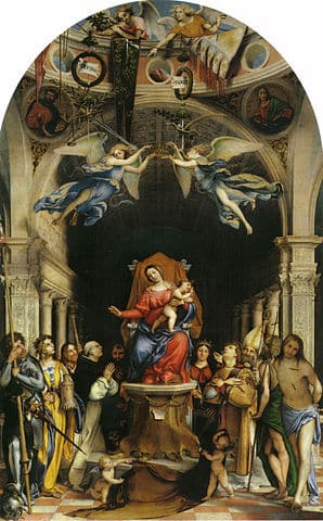 Martinengo Altarpiece