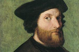 Lorenzo Lotto - Autoportrait