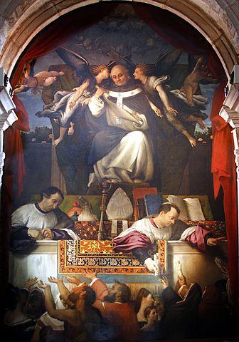 The Alms of St Antoninus