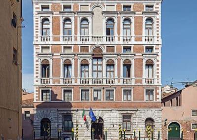 Michele Sanmicheli, Palazzo Corner Mocenigo in Venice