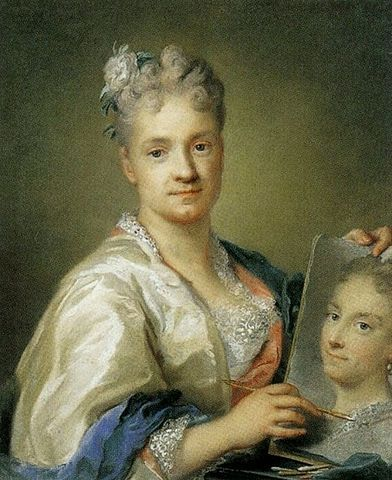 Rosalba Carriera Self-portrait
