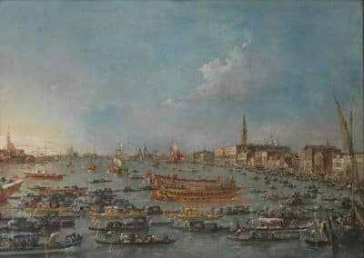 The Bucintoro Festival of Venice