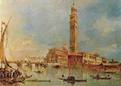 View of San Pietro di Castello