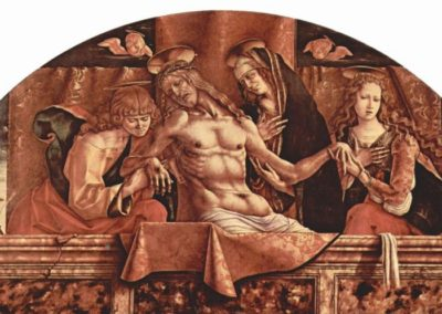 Pietà, Palazzo Brera, Milan, Italy