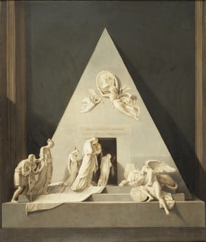 Monument to Christine of Austria