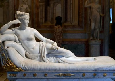 Pauline Bonaparte as Venus Victrix