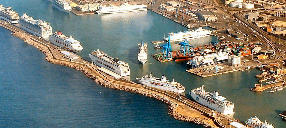 Civitavecchia cruise terminal, Rome private shore excursion with professional driver
