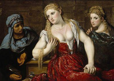 Venetian Women at their Toilet, about 1545, National Galleries of Scotland, Edinburgh